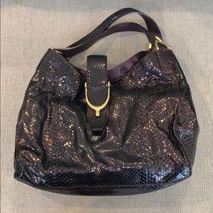 Gucci Python Shoulder Bag